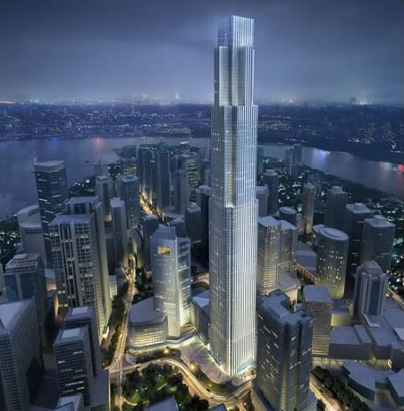 Chongqing International Financial Center